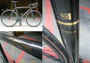 Richard James x Condor Cycles