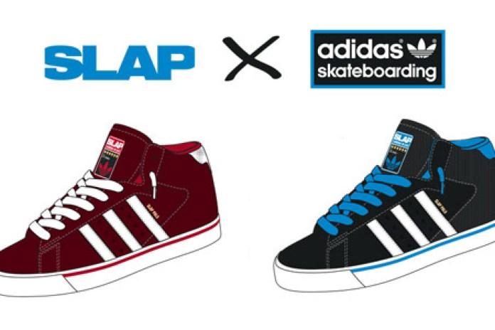 Slap Magazine x adidas Skateboarding Final Vote