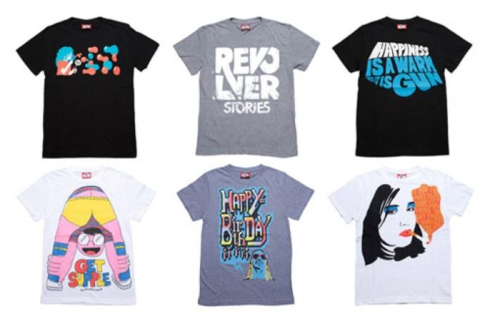SO ME x Revolver T-Shirts
