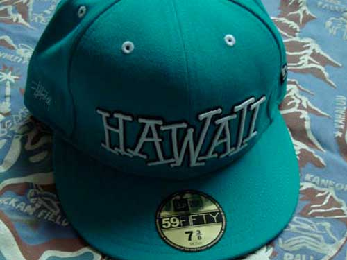 Stussy Honolulu New Era 59FIFTY Fitted Cap