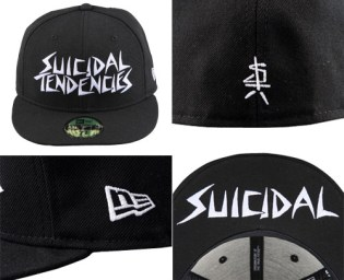 Suicidal Tendencies New Era 59FIFTY Fitted Cap