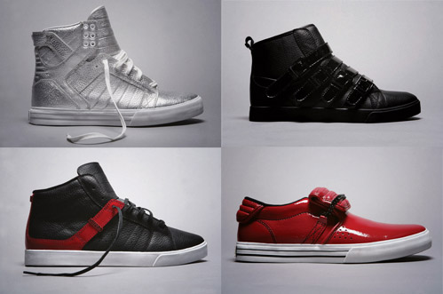 Supra NS 2008 Fall/Winter Collection