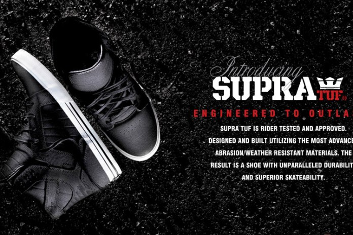 Supra TUF 2008 Fall/Winter Collection