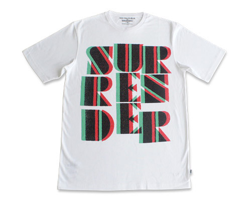 Surrender Webstore Launch