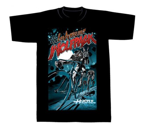 Swank x X-Hustle T-shirt