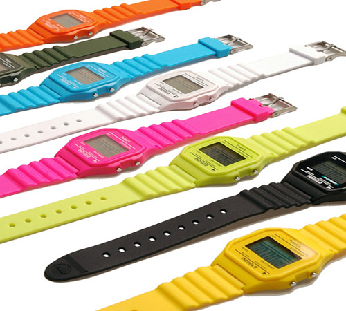 Timex 80 Watch Retro