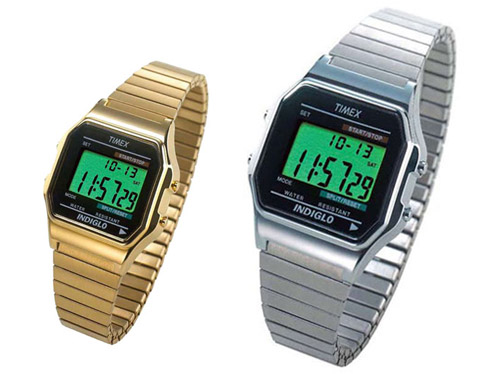 timex 80 watch retro