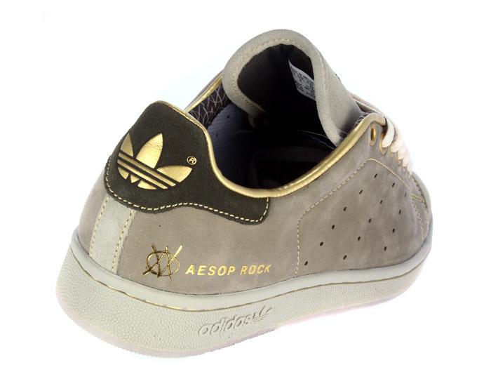 Upper Playground x adidas Originals Stan Smith: Aesop Rock