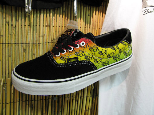 vans bad brains collection