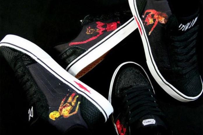 Neck Face x Vans Sneakers