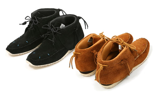 Visvim Folk FBT Bear Foot