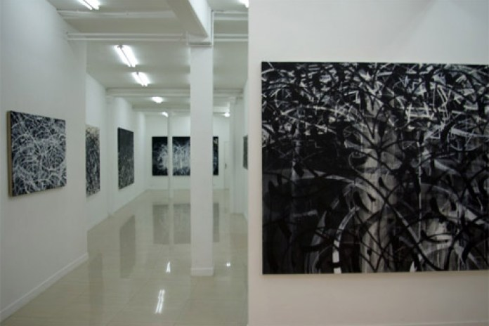 West One Solo Gallery at Gallerie Magda Danysz