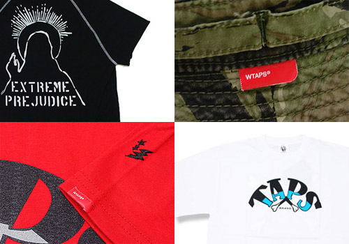 WTAPS 2008 Summer Tees & Jungle Hat