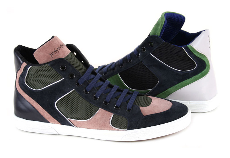 Yves Saint Laurent 2008 Fall/Winter Footwear Collection