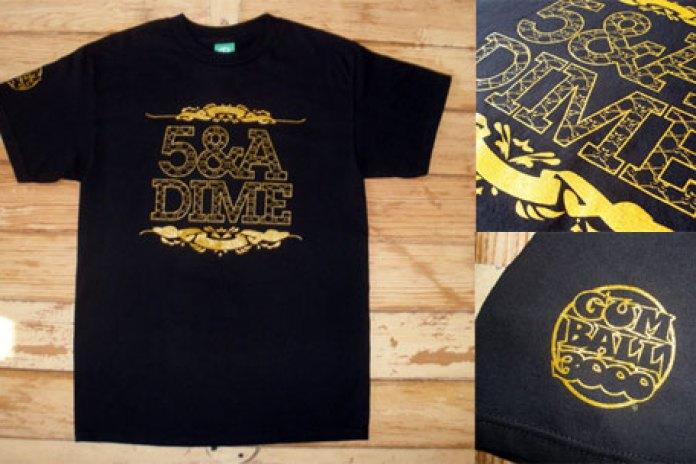 5&A Dime x Gumball 3000 T-shirt