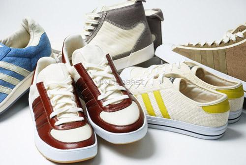 adidas Grun 2008 Fall/Winter Collection