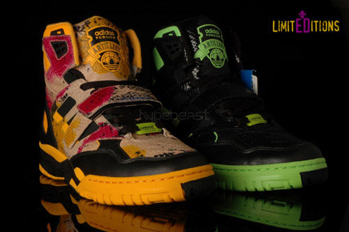adidas Originals by Originals Collection - Jeremy Scott