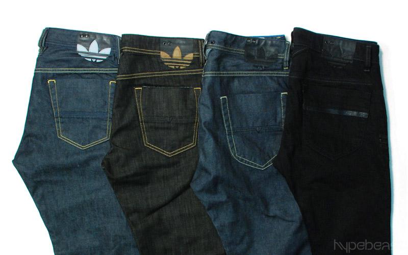 adidas Originals x Diesel 2008 Fall/Winter Collection