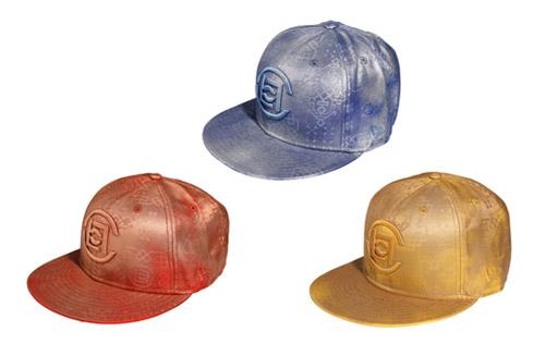Agent 67 x CLOT x New Era 59FIFTY Custom Caps