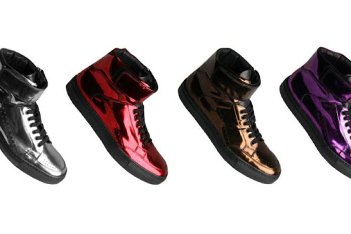 Alejandro Ingelmo Hi-Top Sneakers