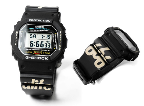 "ALIFE x Casio G-Shock ""Three Six Bloody Three Six"""