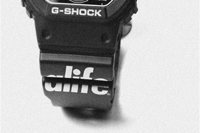 ALIFE x Casio G-Shock Preview