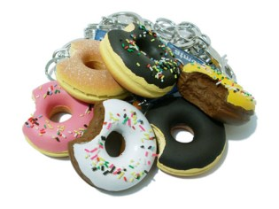 atmos Doughnut Keyholders