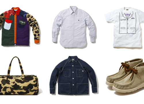 Bape 2008 Fall/Winter Collection August Release