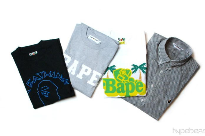 Bape 2008 Spring/Summer Collection August Release