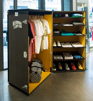 Billionaire Boys Club Goyard Trunk