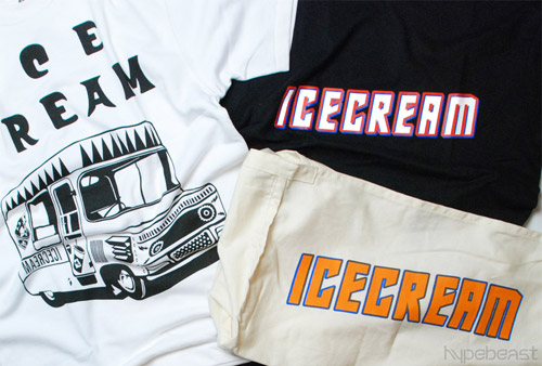 BBC | Ice Cream 2008 Fall/Winter Collection August Release