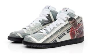 Beautiful Losers x Nike Make Something! Dunk Auction
