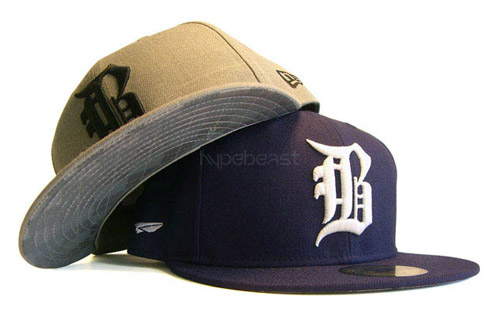 """Benny Gold New Era """"Doughboy"""" 59Fifty Fitted Cap"""