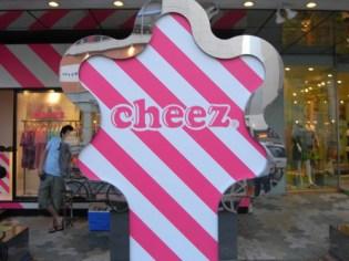 Cheez Lafloret Pop-Up Shop Opening Reception Pictures