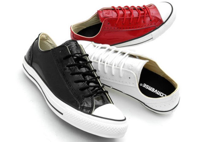 Converse 100th Anniversary Patent Leather All Star