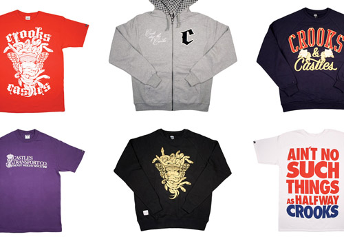 Crooks & Castles 2008 Fall - August Release