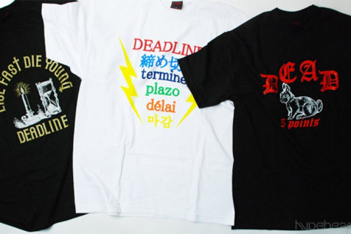 Deadline 2008 Fall/Winter Collection