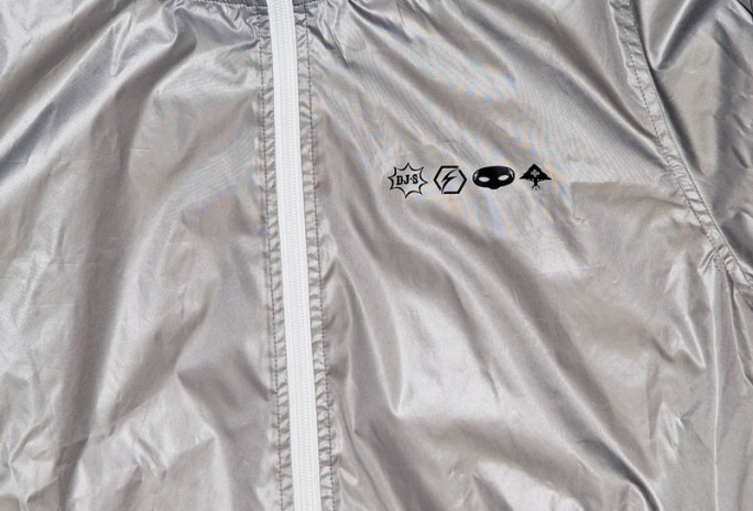 "DJ Shadow x LRG ""The Collaboration Windbreaker"""