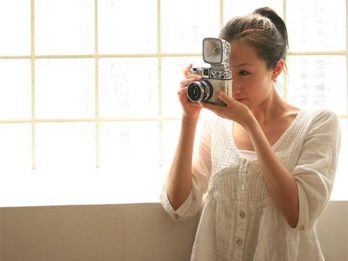 Dorophy Tang Lomography Diana Camera