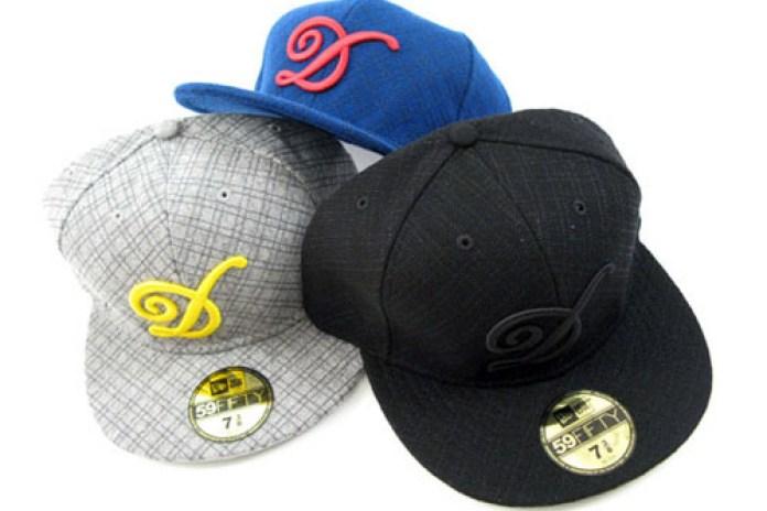 DQM Fall 2008 New Era 59Fifty Caps
