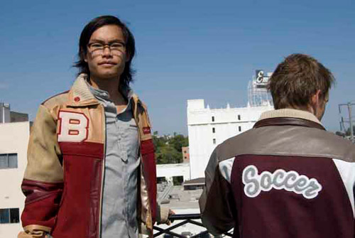 Dr. Romanelli 2008 Fall/Winter Vintage College Bomber Collection