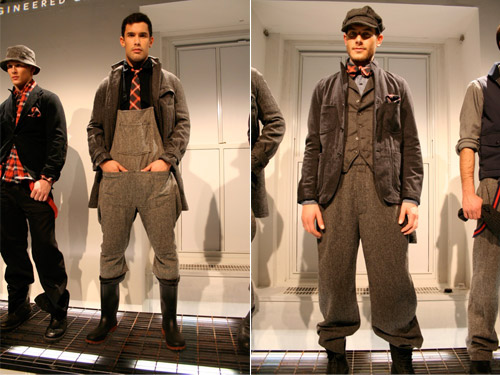 Engineered Garments 2008 Fall/Winter Collection