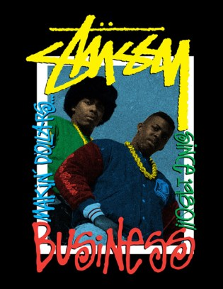 EPMD x Stussy Strictly Business Tee