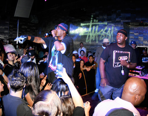 EPMD x Stussy Strictly Business Party Recap