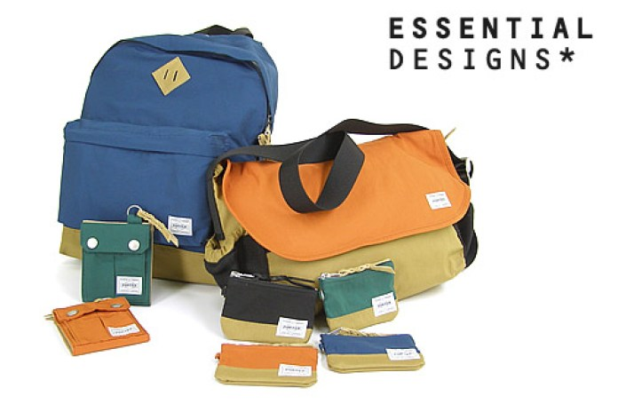 Essential Designs x Porter 2008 Winter Collection