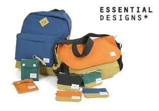 Essential Designs x Porter 2008 Winter Collection