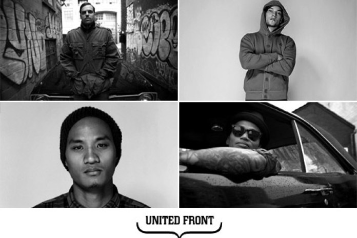 HYPEBEAST Feature: Essentials - United Front