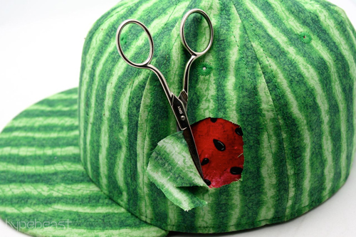 Estate LA Watermelon Tearaway Fitted Cap