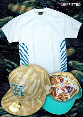 "Fitted Hawaii Tiger Shark ""Ho'o mano"" Pack"