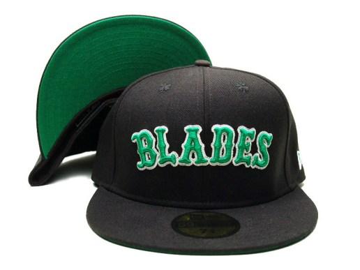 Frank151 Boston Blades New Era 59FIFTY Cap
